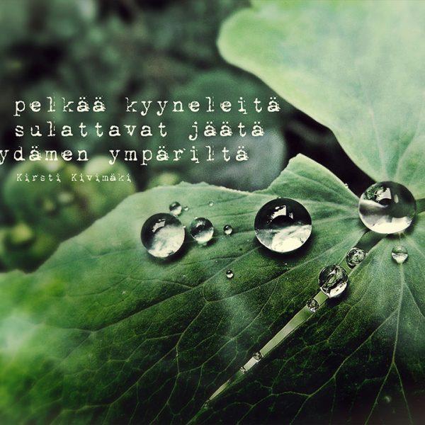 Pisarat - Kirsti Kivimäki